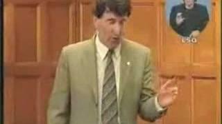 NPD: Paul Dewar on RADARSAT (part 2)