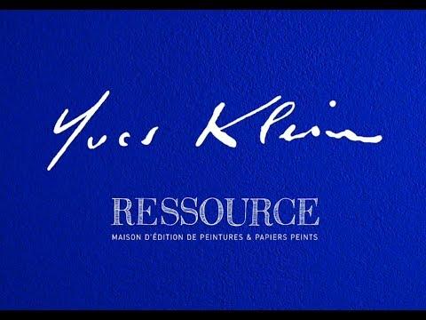 Teinte Yves Klein® par Ressource