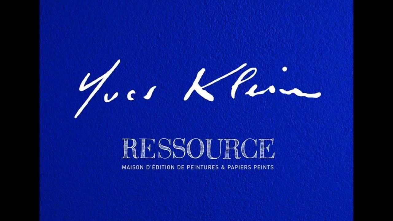 Yves Klein X Ressource Ressource Peintures