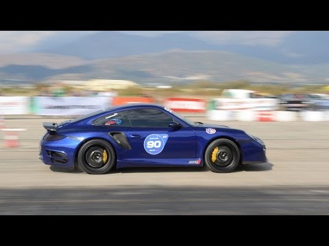 World fastest Porsche 911 Tiptronic — Turbo DT1200R