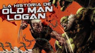La historia de old man Logan