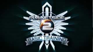 Planetside 2 - Базовое обучение (Обзор классов) перевод.