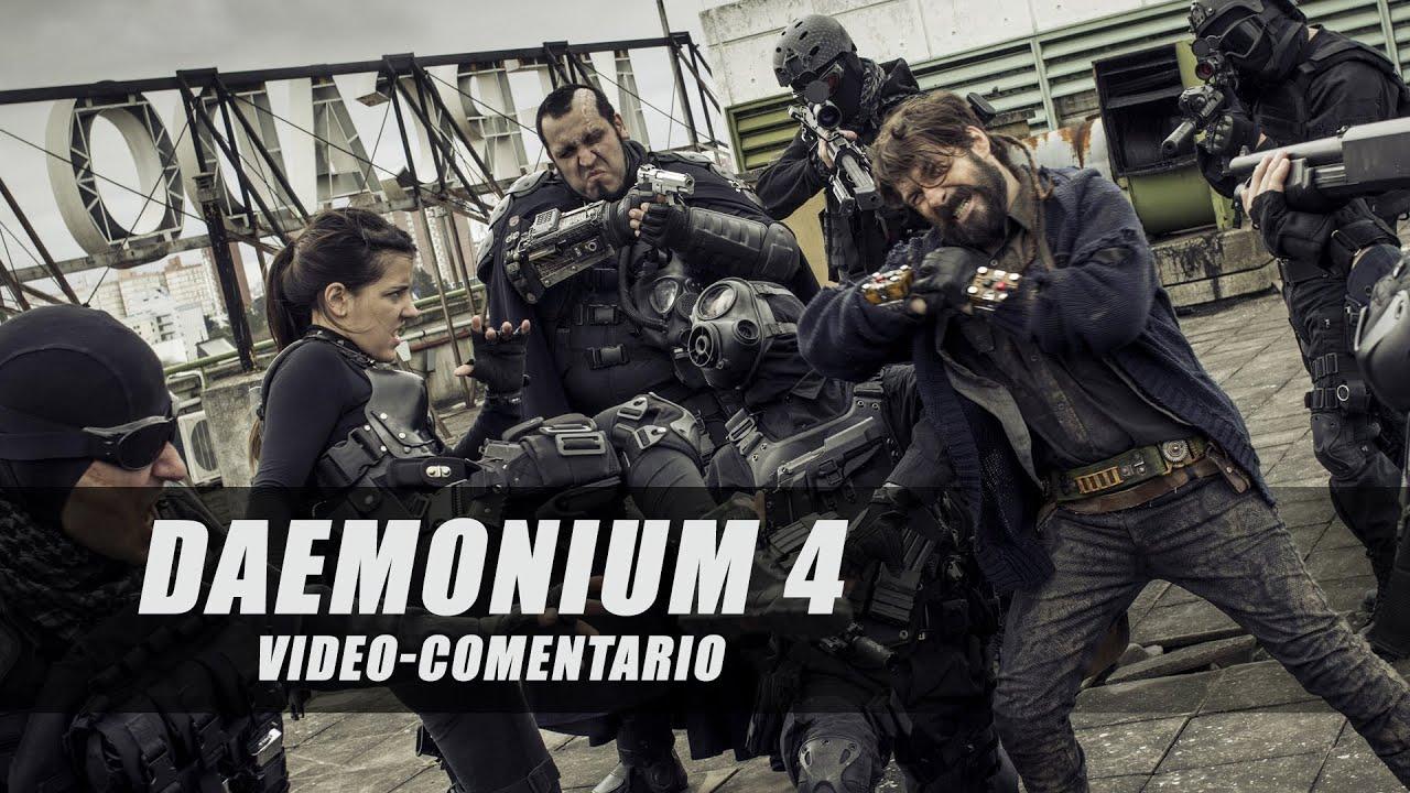DAEMONIUM 4 - Videocomentario