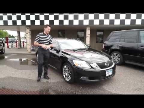 Used 2008 Lexus GS 460 for Sale in Rogers, Blaine, Minneapolis, St Paul, MN B6517