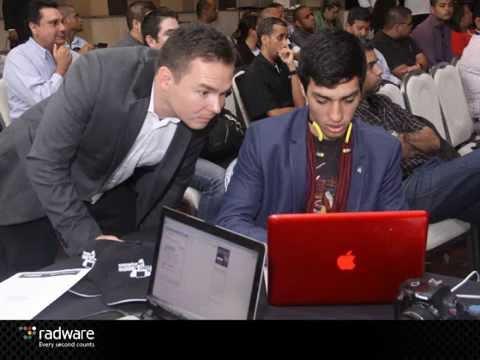 Radware Hackers Chalange panama 2016 expo Converted