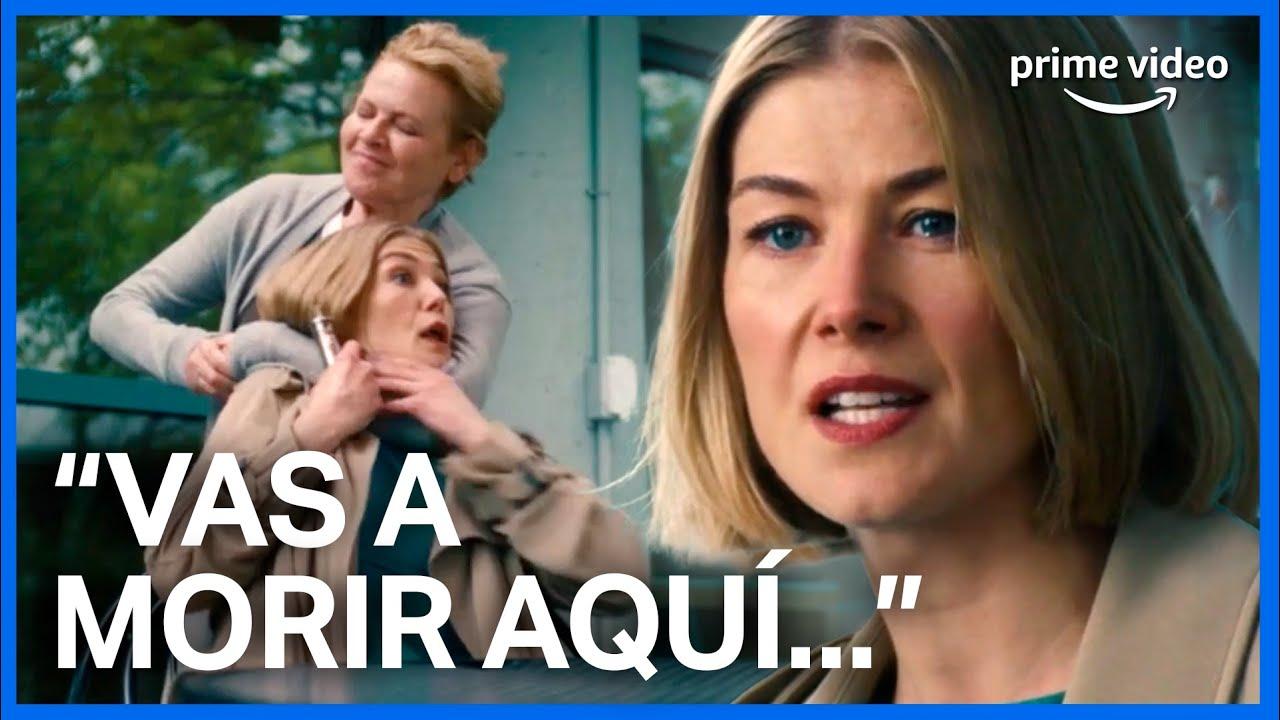 Jennifer se enfrenta a Mara | I Care A Lot | Prime Video España