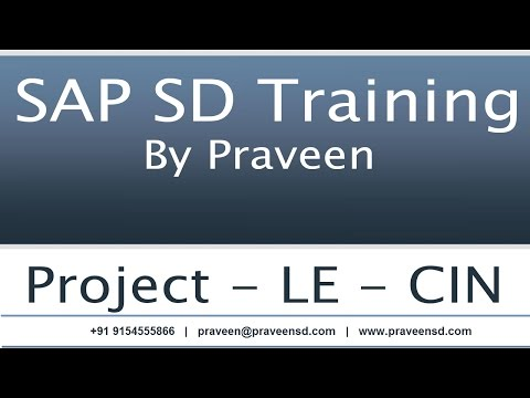 sap-sd-support-project-overview-with-scenarios-,-tickets---sap-sd-training-by-praveen