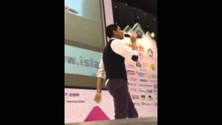 Edhak - Humood Alkhudher live performance at istora senayan Jakarta