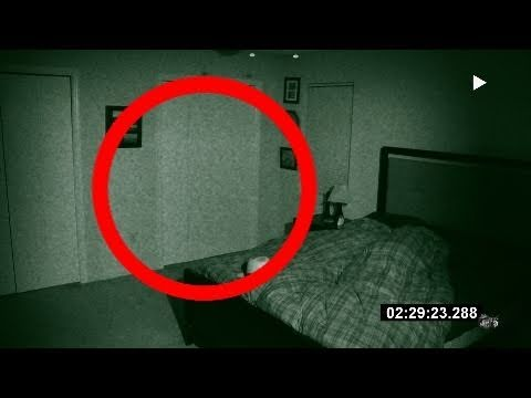 The Haunting  Tape 5 (ghost caught on video)