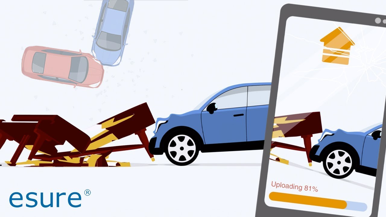 What To Do After An Accident In Your Car Esure Youtube