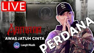 Gambar cover AWAS JATUH CINTA | ARMADA - LIVE PERDANA di Let's Talk Music with Armada  (30 Januari 2020)