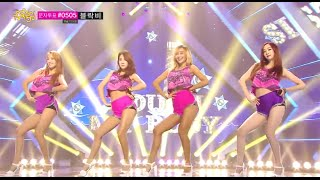 HOT SISTAR TOUCH MY BODY 씨스타 터치 마이 바디 Show Music core 20140802