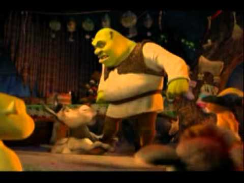 SHREK THE HALLS.avi - YouTube