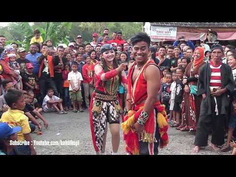 Yossika Ponorogo digoda Edrekan Jathil Cantik Maharani