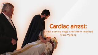 Cardiac arrest: a new cutting edge treatment method from Vygon