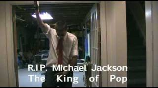 Michael Jackson Rock With You Tribute