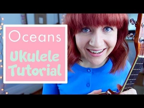 Oceans - Hillsong United (EASY UKULELE TUTORIAL)
