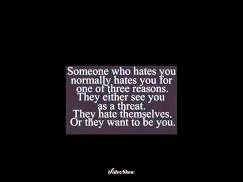 THE OFFICAL HATERS QUOTES