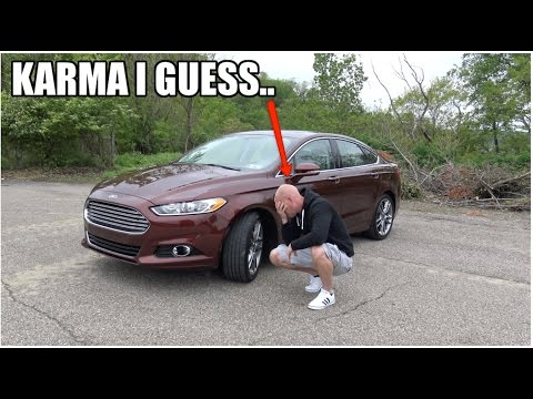 Thumbnail: Been too ashamed to admit this.. I DAMAGED my car! And why I WON'T be telling my insurance company..