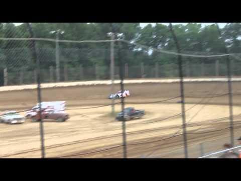 Kyle moore . #2* . Kryptonite Race Cars . Moler Raceway Park