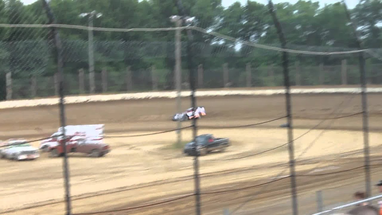 Kyle Moore Kryptonite Race Cars Moler Raceway Park Youtube