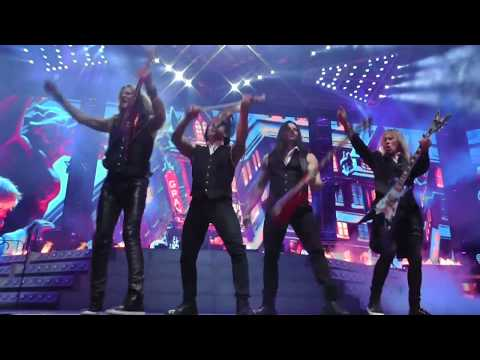 Trans-Siberian Orchestra Multi-Cam - Wizards in Winter - Albany 2016 TSO Roddy Chong Chris Caffery