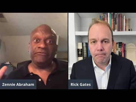 Rick Gates Former Trump Advisor On Election Day 2020, Predicts Close Biden vs Trump Vote