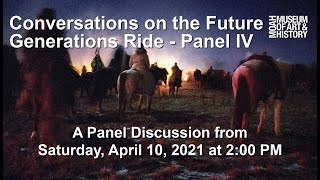 Conversations on the Future Generations Ride - Panel 4