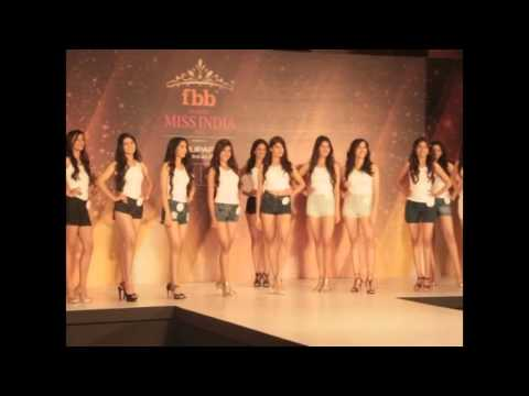fbb Wild Card Entry at Miss India 2016
