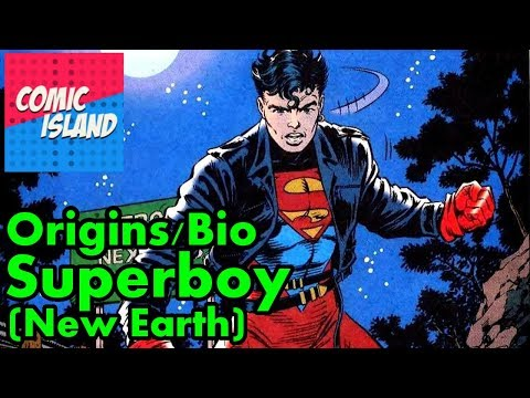 Origins/Bio: Superboy (New Earth) - Where are they now?
