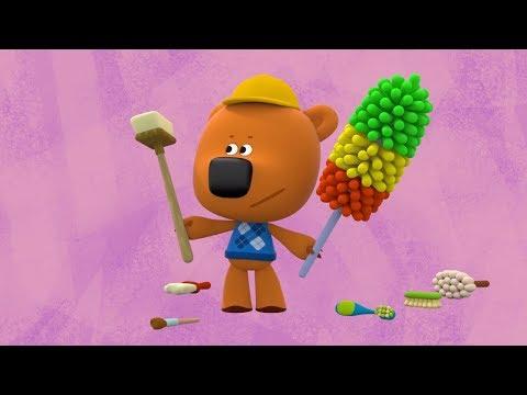 Мультики - Ми-ми-мишки - Все новые серии подряд! Сборник мультфильмов для детей