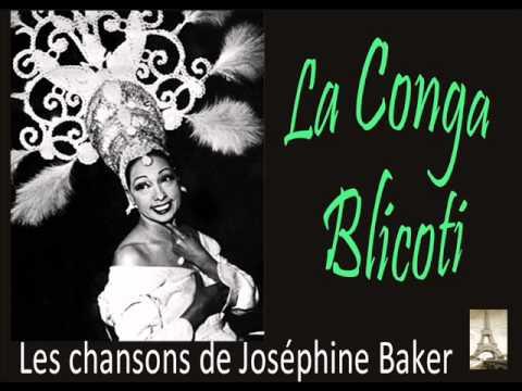 Joséphine Baker - La Conga Blicoti mp3 ke stažení
