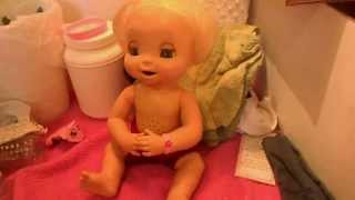 baby alive emma's morning routine part 2