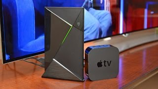 Apple TV (4th Gen) vs Nvidia Shield TV: Comparison