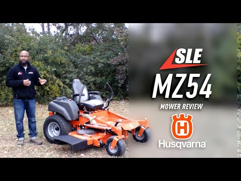 Husqvarna MZ54 Zero Turn Lawn Mower 54