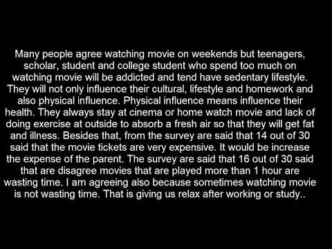 Impact Of Movies On Youth