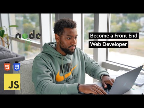 How To Become A Front End Web Developer - Turn Design To Code