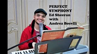 Ed Sheeran - Perfect Symphony with Andrea Bocelli (cover) by Ammar Hamdan