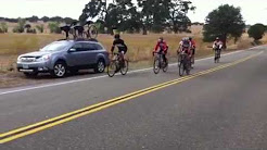 Clark's Corner Cycling Challenge 2011 with Chris Horner - KOM Points