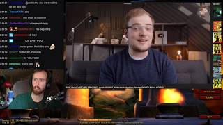 Asmongoldand39s Reaction To Wow Classic's Record Breaking Launch Double Wow's Peak Numbers