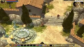 Titan Quest (PC) Gameplay (1080 HD)