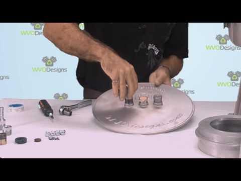 WVO Centrifuge - Raw Power - Assembly
