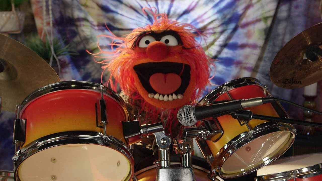 Dr  Teeth and The Electric Mayhem are Going to Outside Lands 2016 | The  Muppets