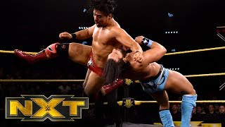 Tony Nese vs. Angel Garza: WWE NXT, Nov. 6, 2019