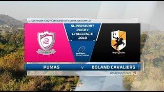SuperSport Rugby Challenge | Pumas vs Cavaliers | Semifinal