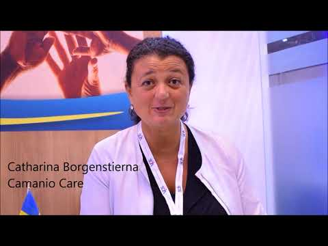 Camanio Care - an overview of The Innovation Pavilion by Sweden at Arab Health 2018