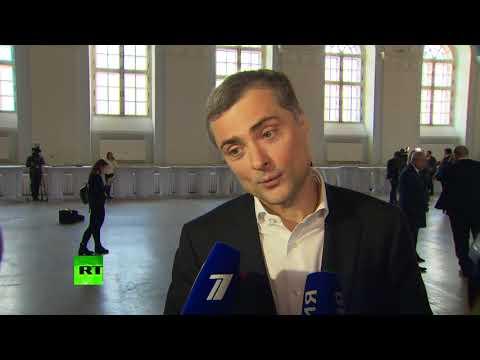 Сурков: президент, как