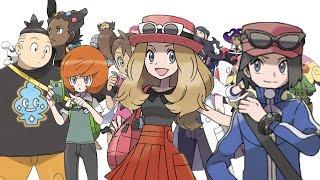 "【Princessemagic】 ""KISEKI/きせき"" Multilanguages (Pokemon XY END)"
