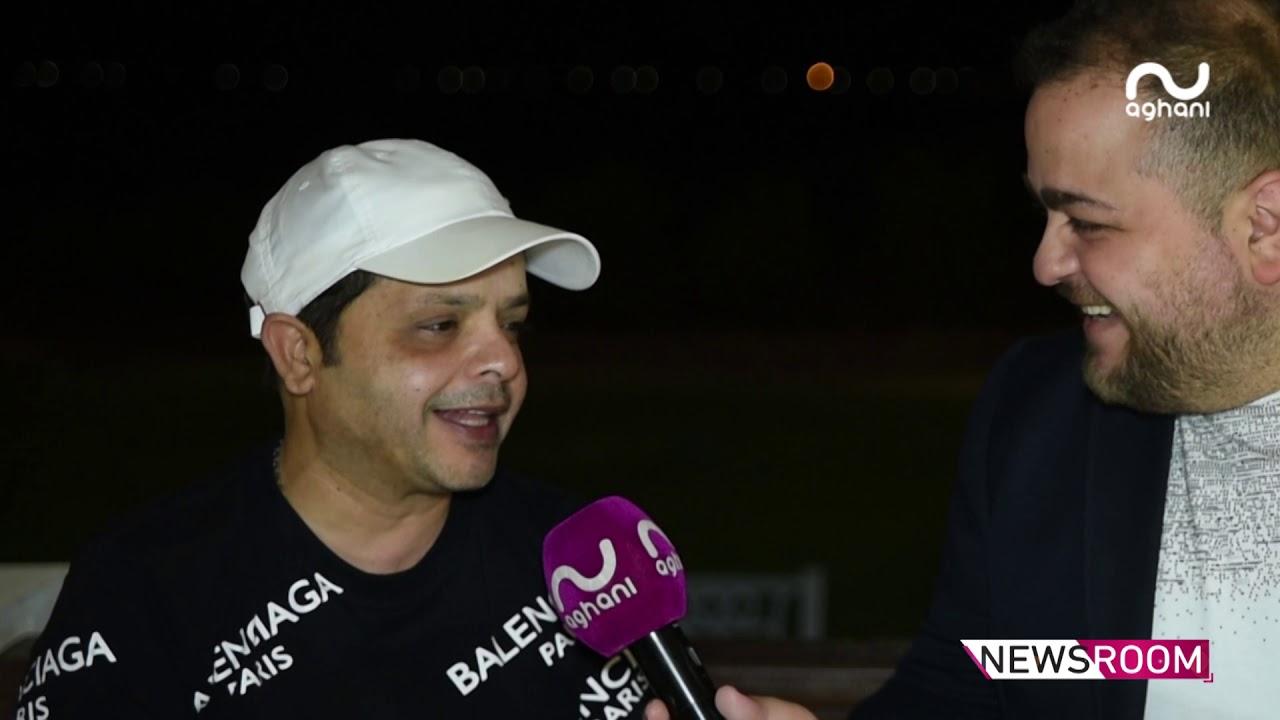 محمد هنيدي: عادل امام كان حلمي الكبير.. بيروت حبيبتنا واشتقت للعمل على أرضها!