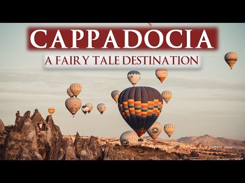 Cappadocia, Turkey 2021